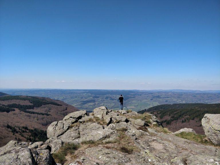 Vue depuis le Roc de Peyremaux